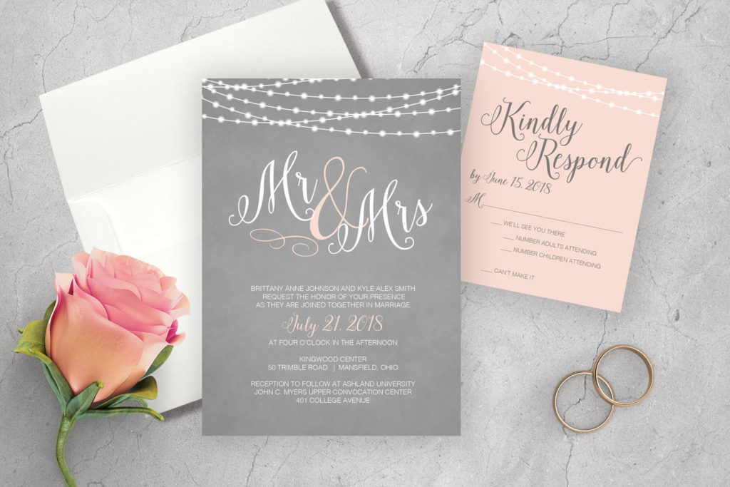 Wedding Invitation Gallery | Spectrum Photo and Digital Services