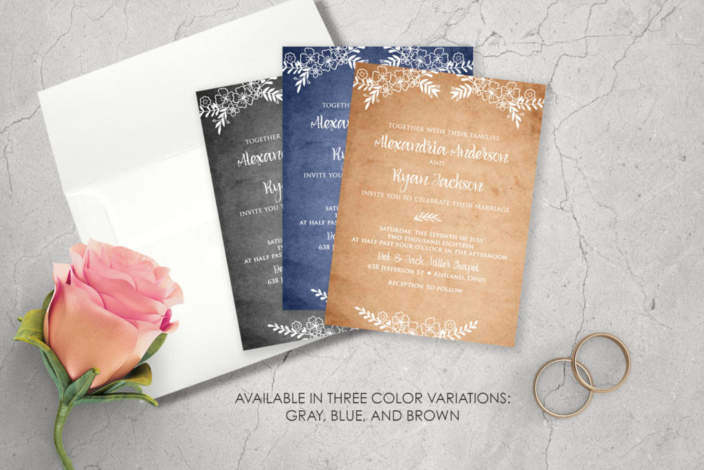 Wedding invitation gallery spectrum photo and digital services search stopboris Images