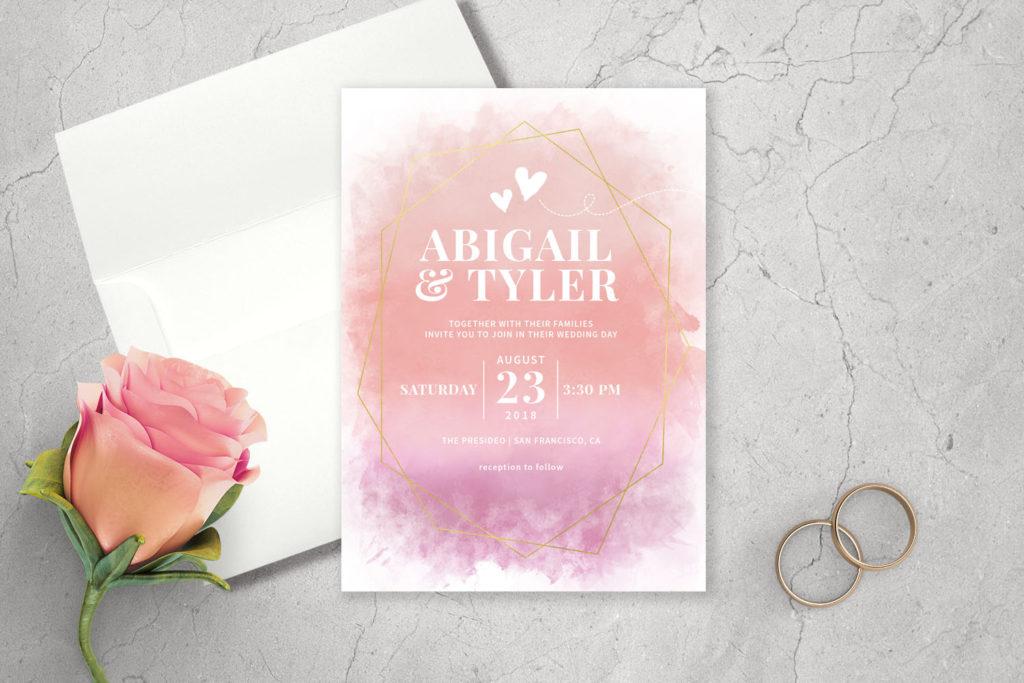 Wedding Invitation Gallery Spectrum Photo and Digital Services